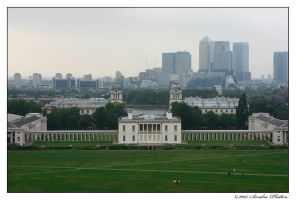 Queen's House, Greenwich by invisikitty