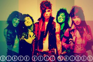 Rainbow BVB by marshmallow-away