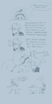 Clover can't poeple SUPRISE KISS EVENT by lazy-lil-king