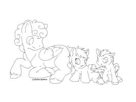PONIES. by ChernobylWolves