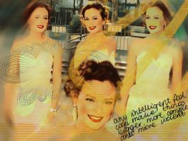 Blend of Leighton Meester by myonlyreason07
