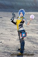 Silence! - Maya Borderlands 2 by WindoftheStars