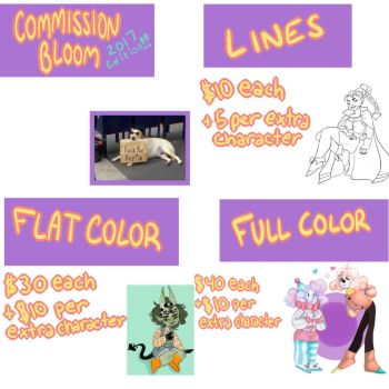 commission info by clowngogh