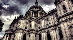 St.Paul's Cathedral by OPrwtos