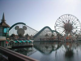 Paradise Pier by harbinger-stock