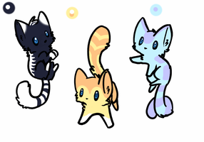 OPEN Cat Adopts by Dragoninsky108