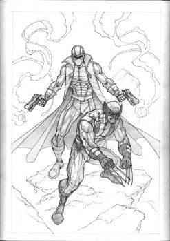 WeaponX23 APark by andyparkart