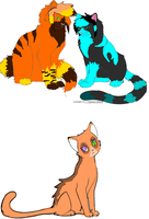 Spintail's Family *UNFINISHED* by spinstarxxx