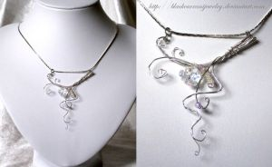 Spring Ice by blackcurrantjewelry