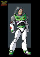 buzz lightyear by nightwing1975
