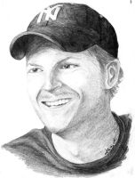Dale Earnhardt Jr., again by Kaze-Chan