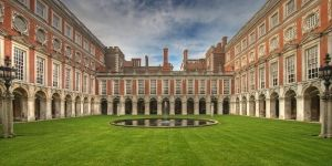 Hampton Court HDR by KarlDawson