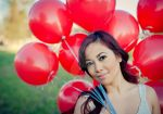 Red Ballons 4 by psychotic-cheshire