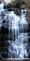 Oconee Station Falls by druideye