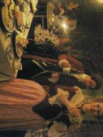 18th century couple by canillion