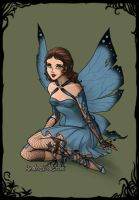 Faery Wendy by BritishFaery