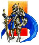 Dragon Knight by 7THeaven