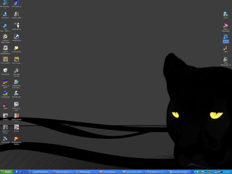 Panther Desktop by poim