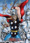 Thor - Avengers Silver Age by tonyperna