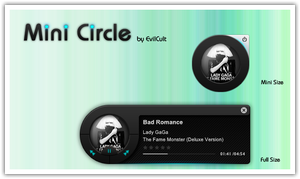 Mini Circle Beta 1.0 by EvilCult