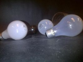 Light bulbs by MeganSambuca