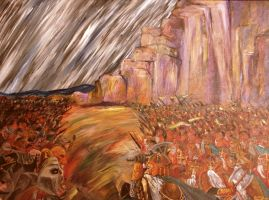 battle of five armies by brian9267