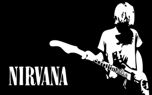 Nirvana Vector Wallpaper by LynchMob10-09