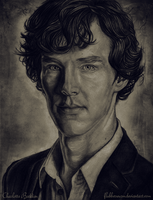 Consulting Detective by Flubberwurm
