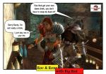 Guild Wars 2 RnR Roc and Roxy Funny Cartoons 83 by rocdisjoint