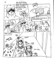 kid and mister: The mall part2 by Huyosumi