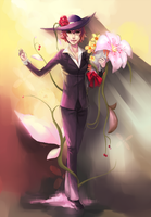 where ennis is a florist by mayamei