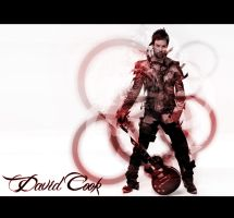David Cook Wallpaper II by ChickenChasser