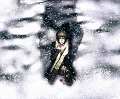 Snow by DarthMael