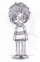 HARRY FREAKIN' POTTER! by ImHereForTheDrarry