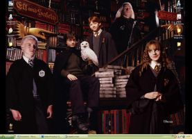 HP2-Diagonalley by Dhesia