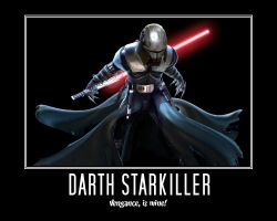Darth Starkiller by T-Biggz