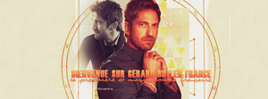 Gerard Butler France by N0xentra