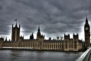 Houses of Parliament HDR by BeanieToast