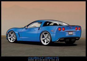 Chevrolet Corvette by wilde-media