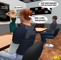 The Hypnotized Teacher Part 48 by The-Mind-Controller
