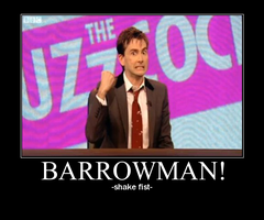 BARROWMAN motivation by Marvelnerd23