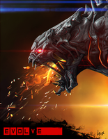 The Goliath -EvolVe- by Salaiix