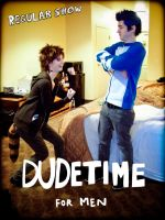 DudeTime for Men by junkyard-king
