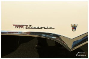 1955 Ford Crown Victoria Badges by TheMan268