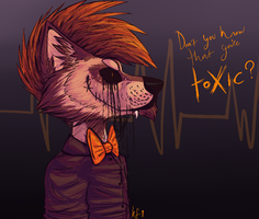 a guy like you should wear a warning. by coonbutts