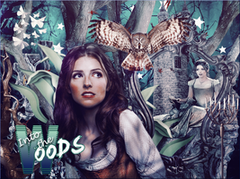 Into the Woods Blend by VaL-DeViAnT