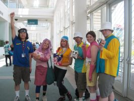 Digimon gathering 2010 by fromzombieswithlove