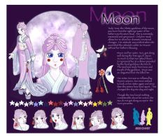 Moon by MadMouseMedia
