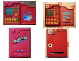 Pokedex before and after by gvghost