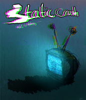 Static Crash - 401 the hedgehog's story - Comic by Omiza